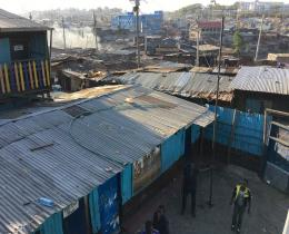 Kibera Slum Tour Excursion