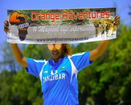 ORANGE URBAN ADVENTURES( NAIROBI EXCURSIONS)