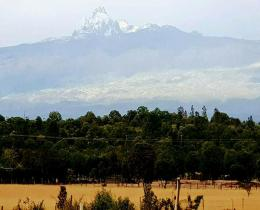4 Days Climbing Mt. Kenya via Sirimon Route